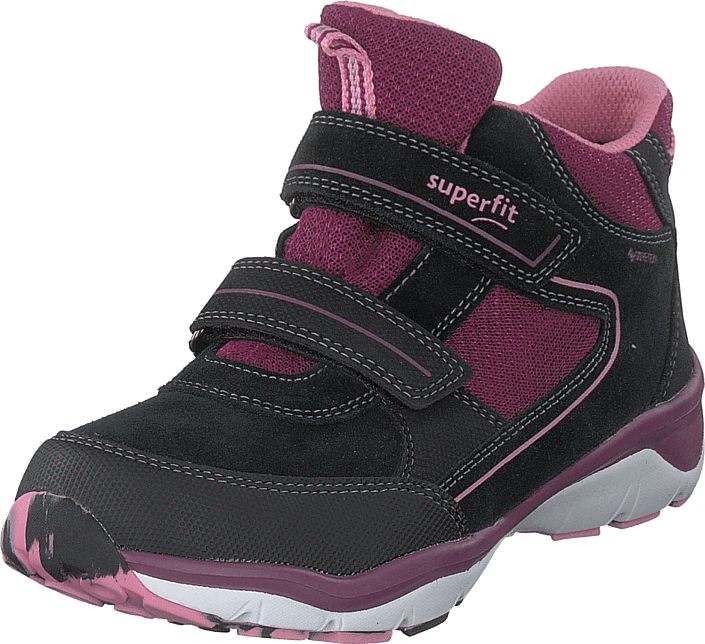 Superfit - Sport5 Black/lila