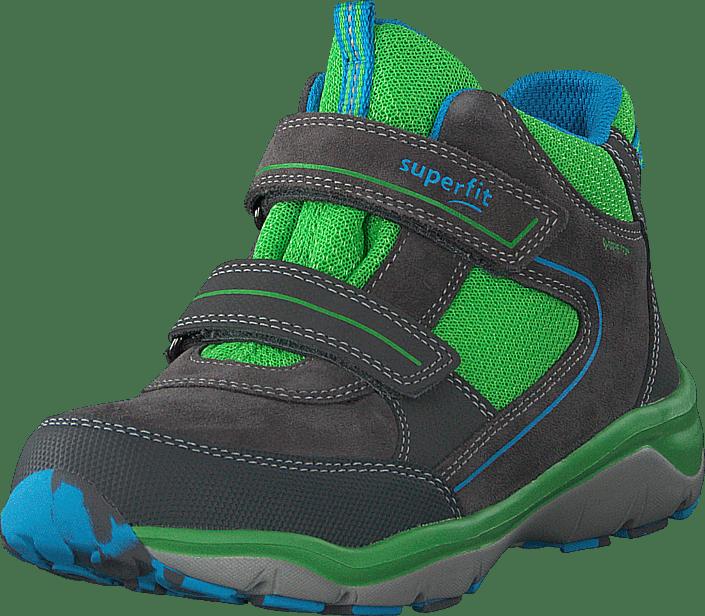 Superfit - Sport5 Grey/green