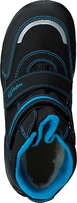 Snowcat Black/blue