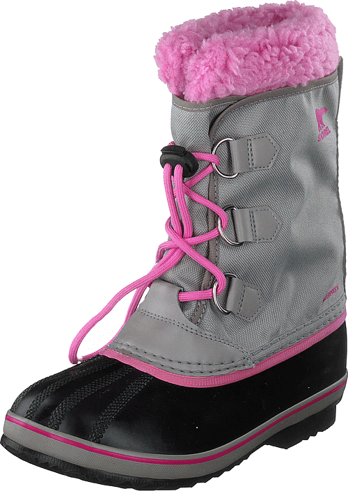 Sorel - Yoot Pac Nylon Chrome Grey Orchid