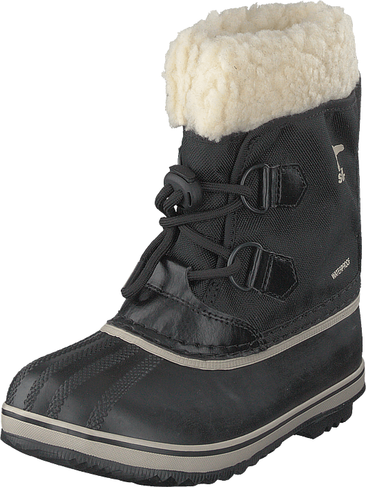 Children's Yoot Pac Nylon Black