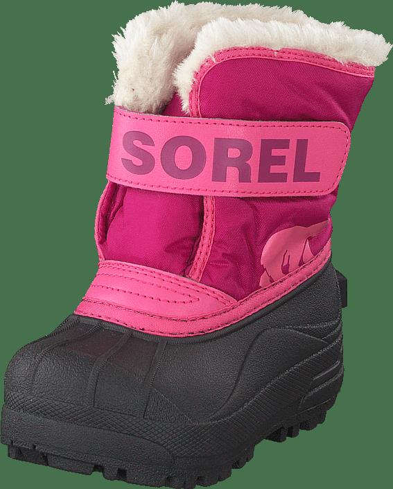 Toddler's Snow Commander Tropic Pink Deep Blush
