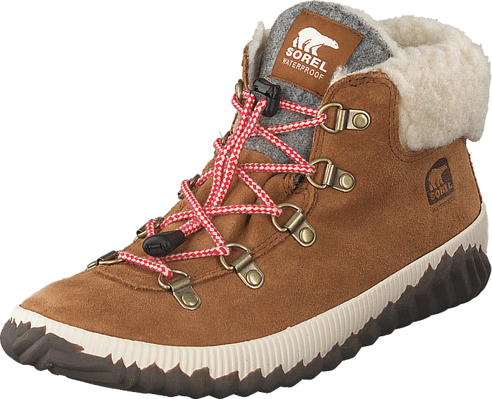 Sorel - Youth Out N About Conquest Camel Brown