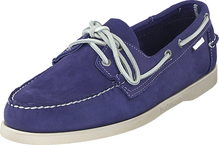 Sebago - Docksides Dark Blue