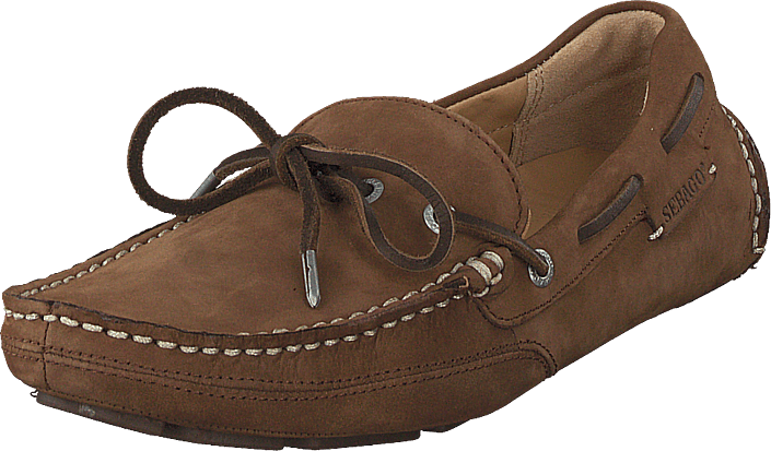 Sebago - Kedge Tie Brown