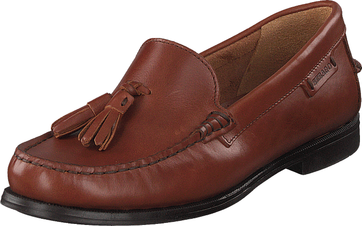 Sebago - Plaza Brown Oiled Tassel