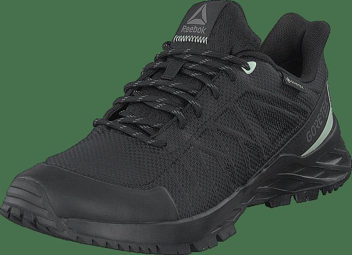Reebok - Astroride Trail Gtx Black/cold Grey/emerald I