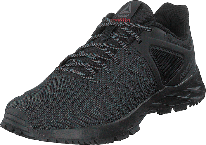Reebok - Astroride Trail 2.0 Black/true Grey/red