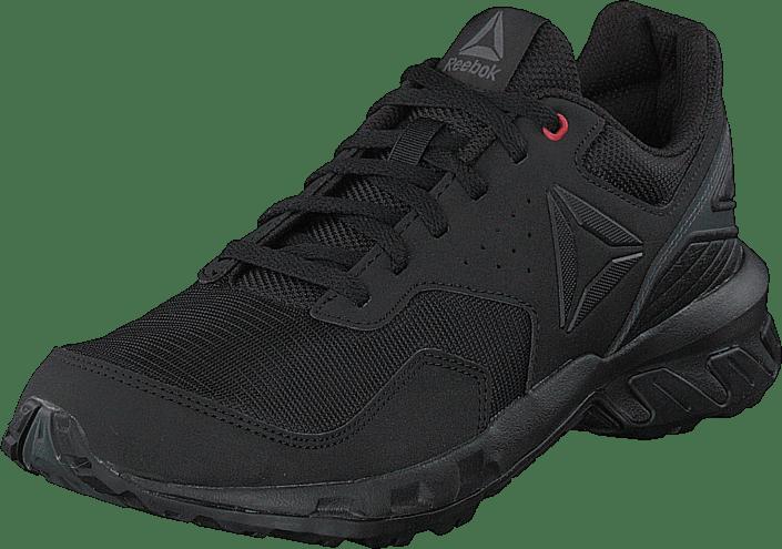 Reebok - Ridgerider Trail 4. Black/grey/red