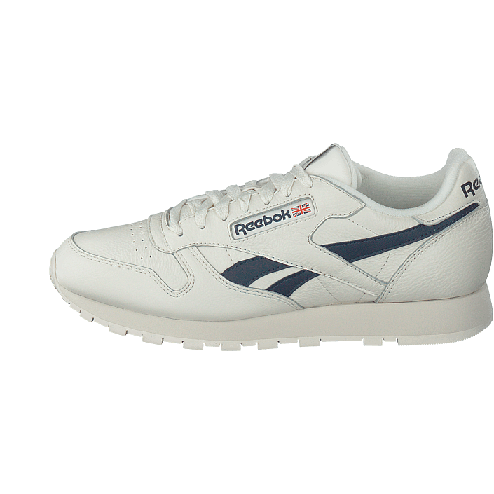 Reebok Classic Leather Mu Chalk Paperwht Coll Navy | Footshop