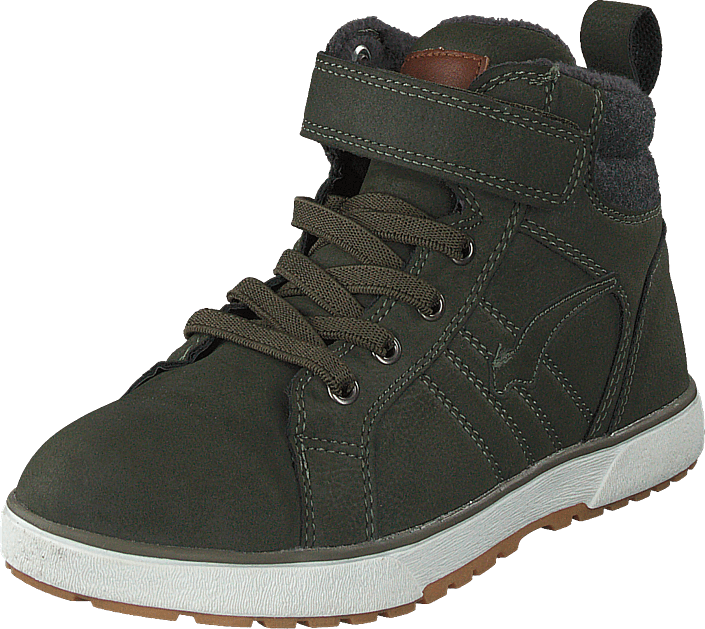Bagheera - Barrow Dark Green/dark Grey