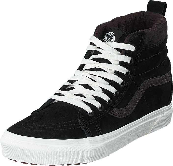 Vans - Ua Sk8-hi (mte) Black/chocolate