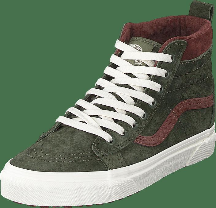 Ua Sk8-hi (mte) Lichen Green
