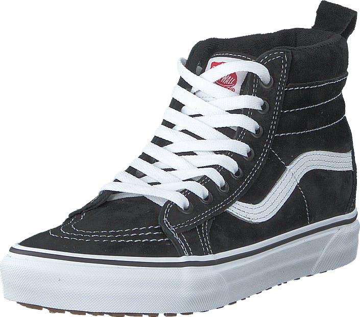 Vans Ua Sk8-hi (mte) Blk/true White, Skor, Sneakers & Sportskor, Höga sneakers, Svart, Unisex, 43