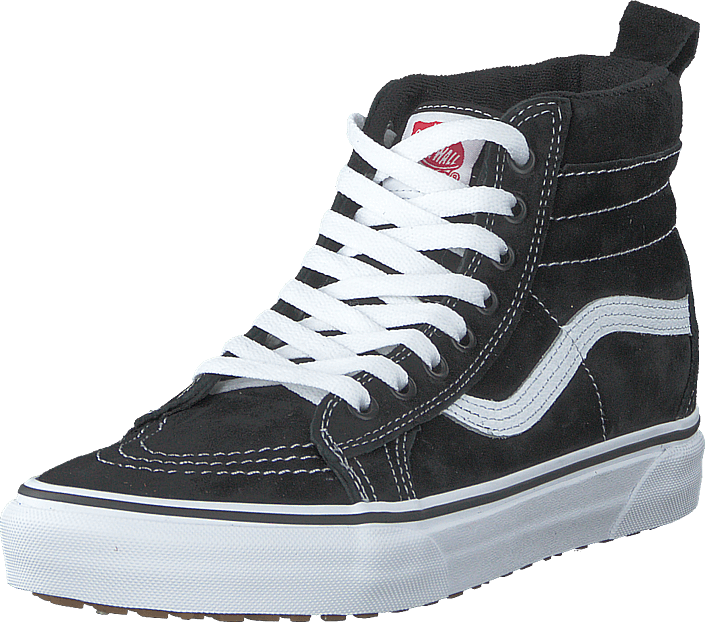 Vans - Ua Sk8-hi (mte) Blk/true White