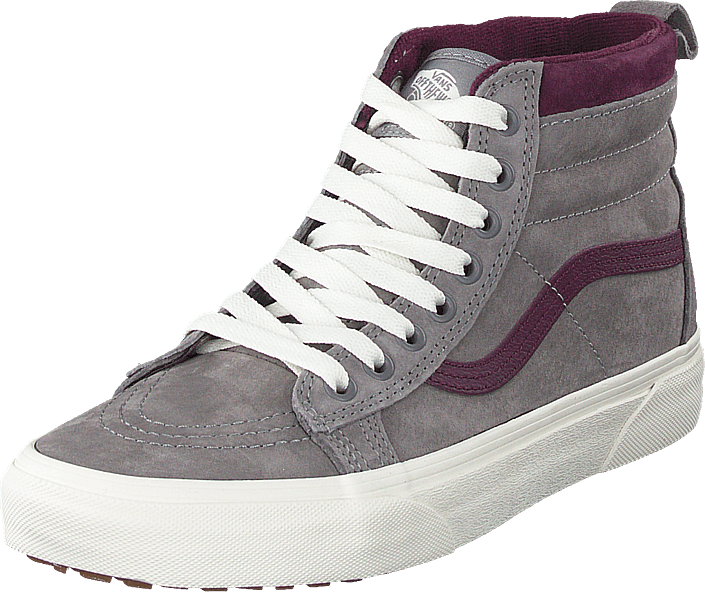 Vans - Ua Sk8-hi (mte) Frost Gray/ Prune