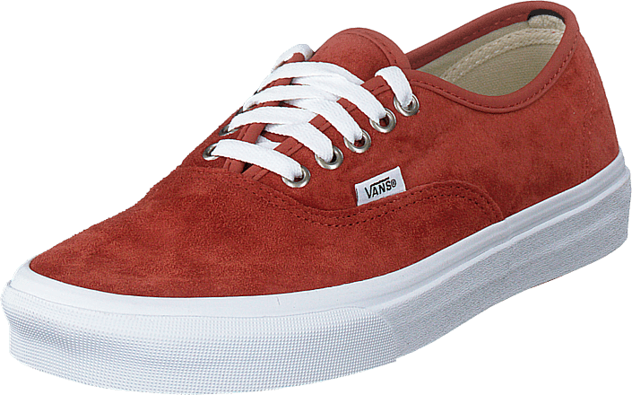 Vans - Ua Authentic (suede) Brick/true White