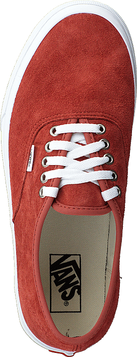 Ua Authentic (suede) Brick/true White