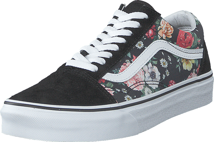 vans old skool flowers acheter