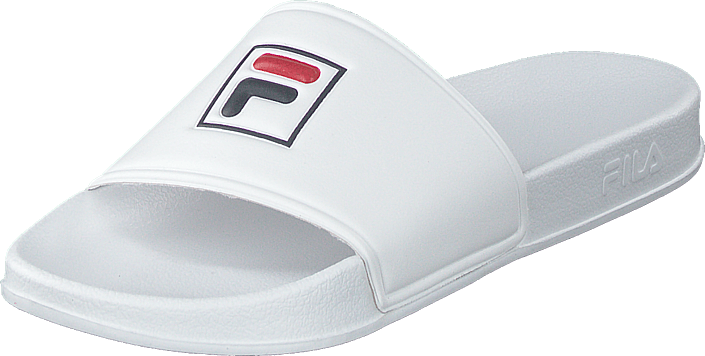Fila - Palm Beach Slipper White