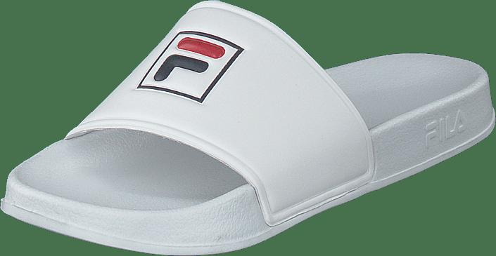 5a041555f5e Buy Fila Palm Beach Slipper Wmn White white Shoes Online | FOOTWAY.co.uk