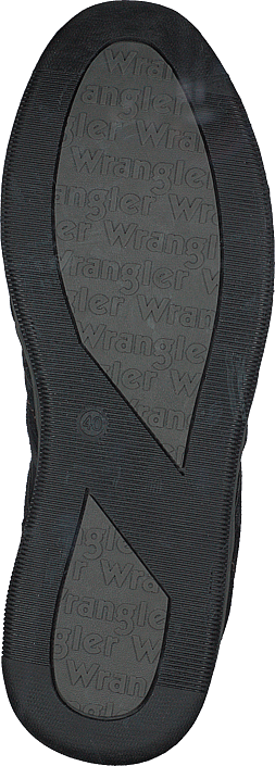 Wrangler Marshall Paso Mid Black Chaussures Homme
