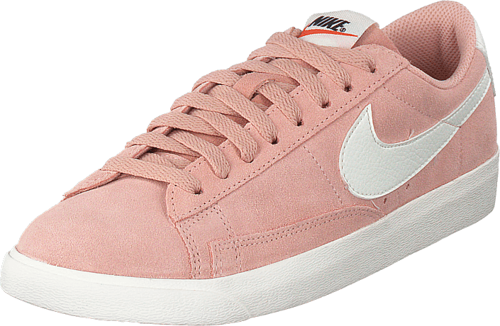 Nike - Wmns Blazer Low Coral Stardust/ Sail