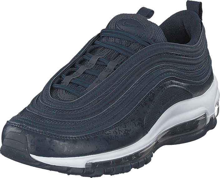 Nike - Air Max 97 (gs) Obsidian/white