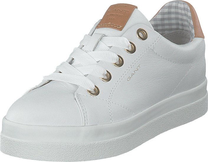 Gant - Aurora Low G290 Bright White