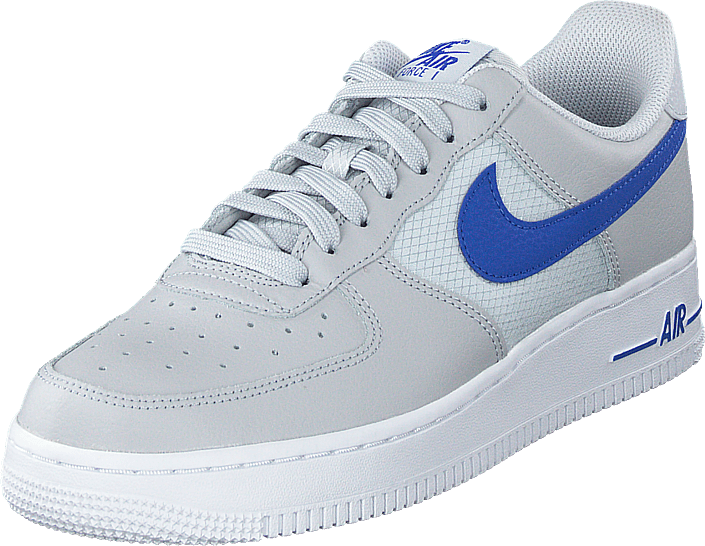 Nike - Air Force 1 '07 Lv8 Pure Platinum/racer Blue