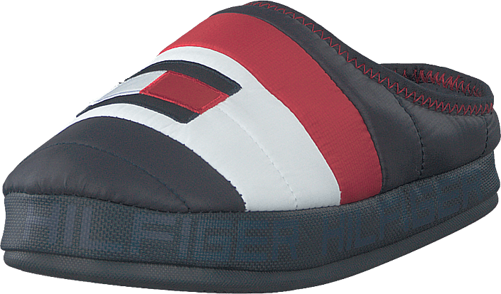 Tommy Hilfiger - Flag Padded Midnight