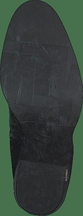 Mono Color Heeled Black