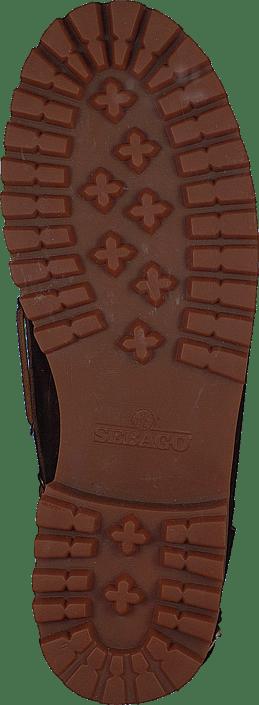 Kjøp Sebago Ranger Brown Oiled Waxy Sko Online