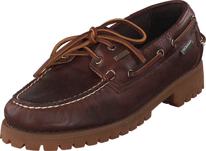 Sebago - Ranger Brown Oiled Waxy