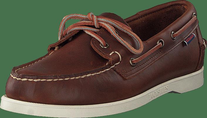Sebago - Docksides Portland Brown Oiled