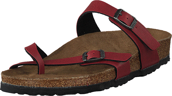 Birkenstock - Mayari Regular Vegan Pull Up Bordeaux