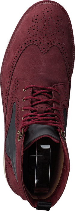 Swims - Motion Wing Tip Boot Cabernet/gray/black