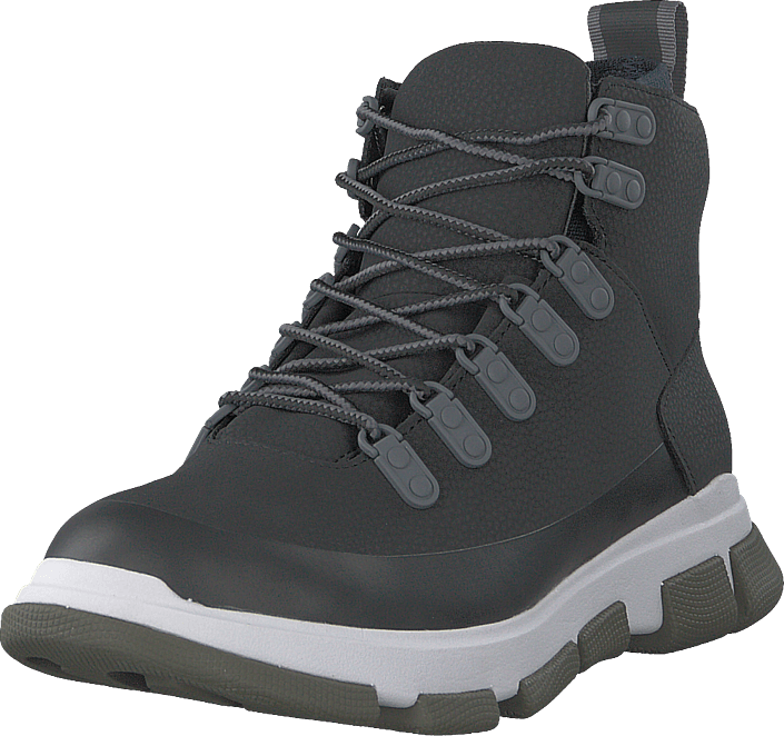 City Hiker  Black/gray/olive Night