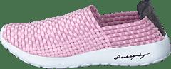 CitiLane Novelty Slip on K Pink Palm