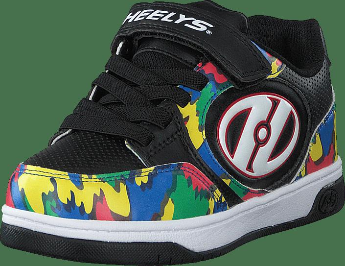 Heelys - Heelys X2 Plus Black/multi/paint