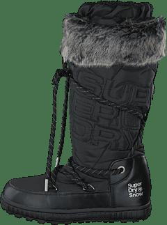 Varmfodrade höga stövlar Nordens största utbud av skor