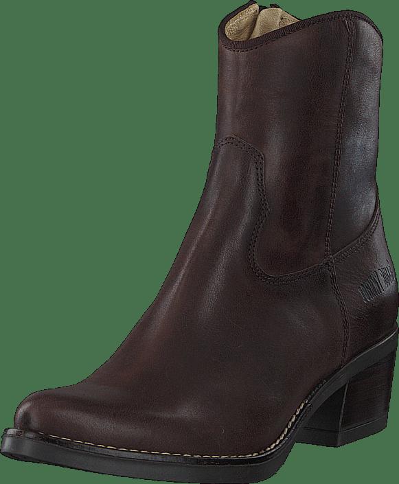 Johnny Bulls - Mid Zip Boot Brown