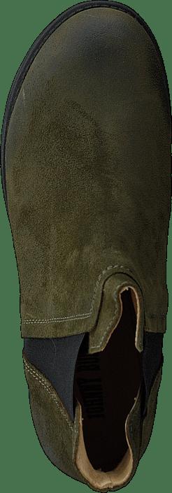 Kjøp Johnny Bulls Mid Platform Boot Green Sko Online