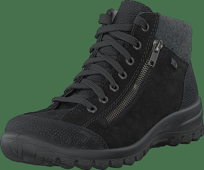 Rieker - L7132-01 Black