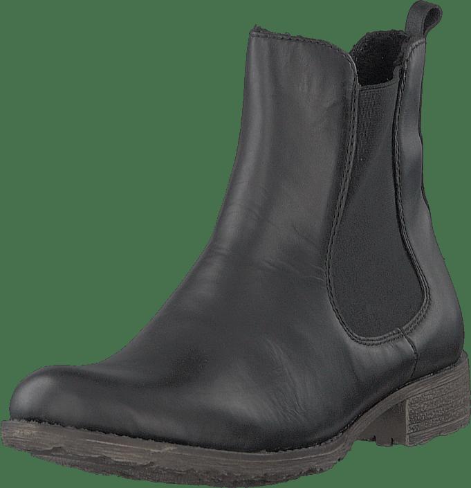 Rieker - 70880-00 Black