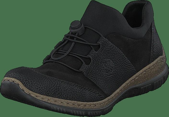 Rieker - N32x8-00 Black