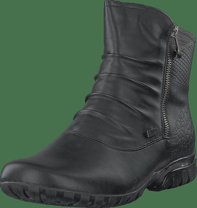 Rieker - Z4663-01 Black