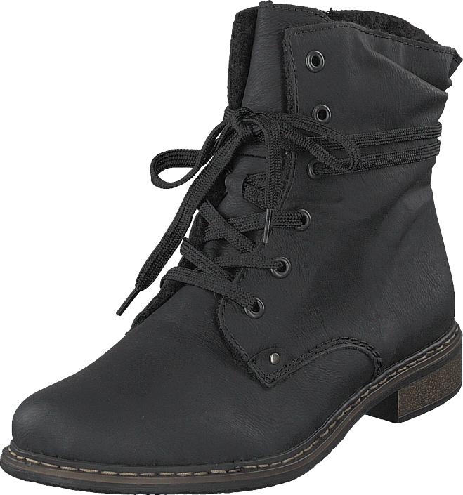 Rieker - 71229-02 Black
