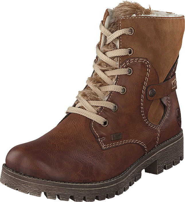 Rieker - 785g1-23 Brown