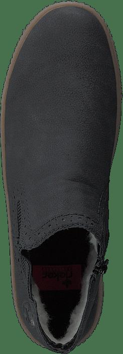 Kjøp Rieker Y6463-01 Black Sko Online